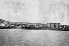 Cetatea Soroca, vedere de peste Nistru