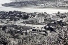 3 Biserica Cuvioasa Parascheva _n costrucţie, dinamitată apoi de sovietici