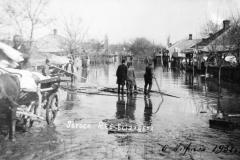 30 Soroca _n timpul inundaţiilor din 1932 (1)