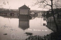 30 Soroca _n timpul inundaţiilor din 1932