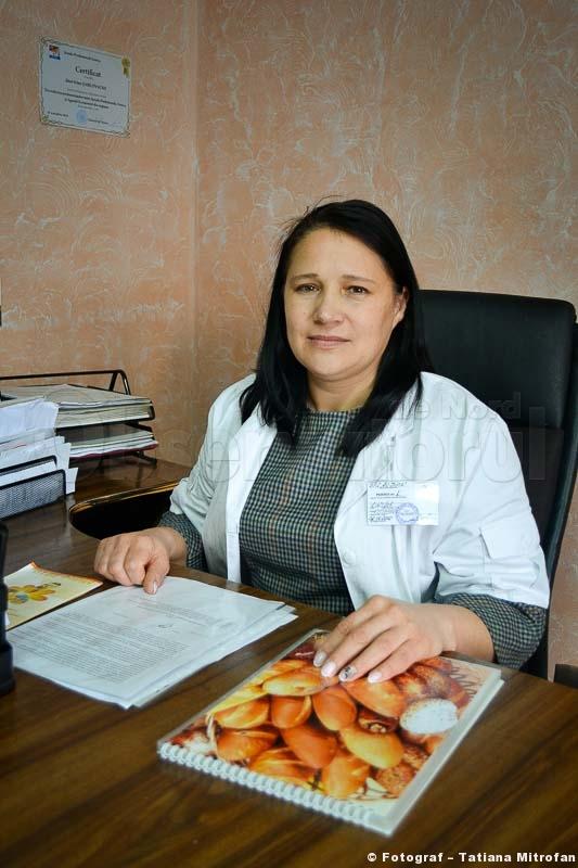 """Aliona Chistol, directoarea întreprinderii """"AL-IRINA"""" SRL"""