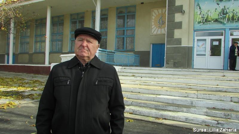 Михаил Дыру говорит, что тираспольский сепаратистский режим закрыл детский сад в их селе