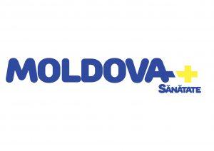 Moldova plus sanatate logo