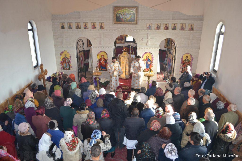 Sfintirea bisericii din Alexandru cel Bun
