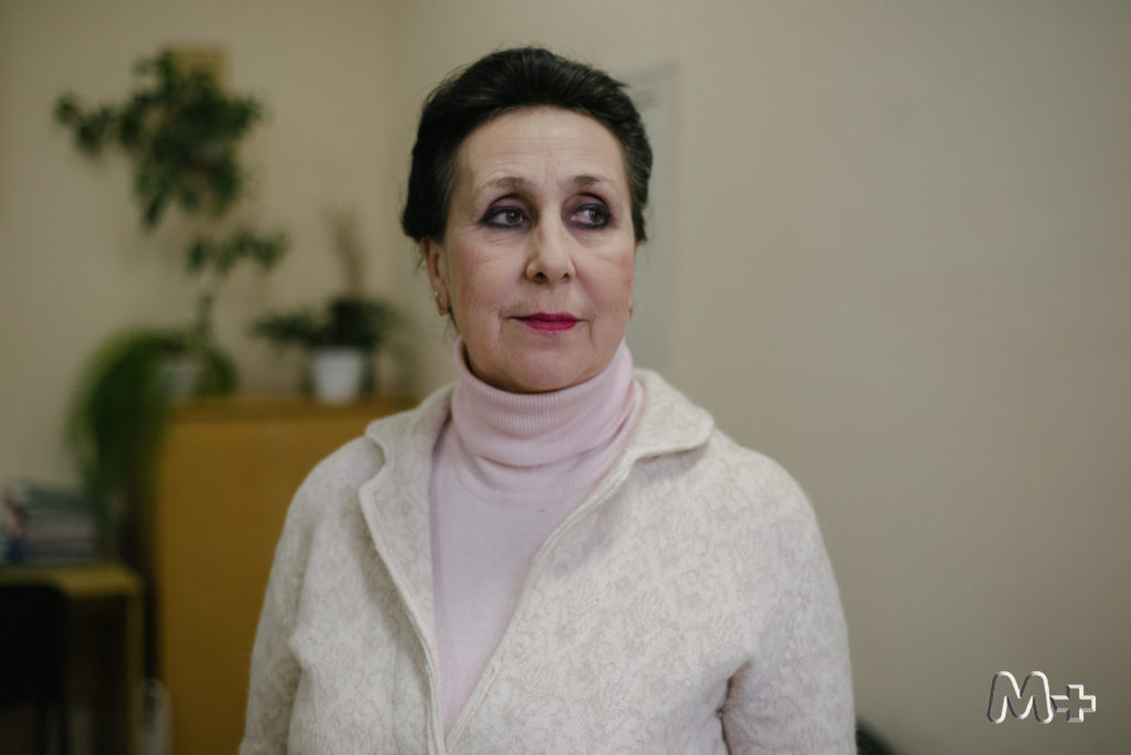 Elena Covaliova, psihologă