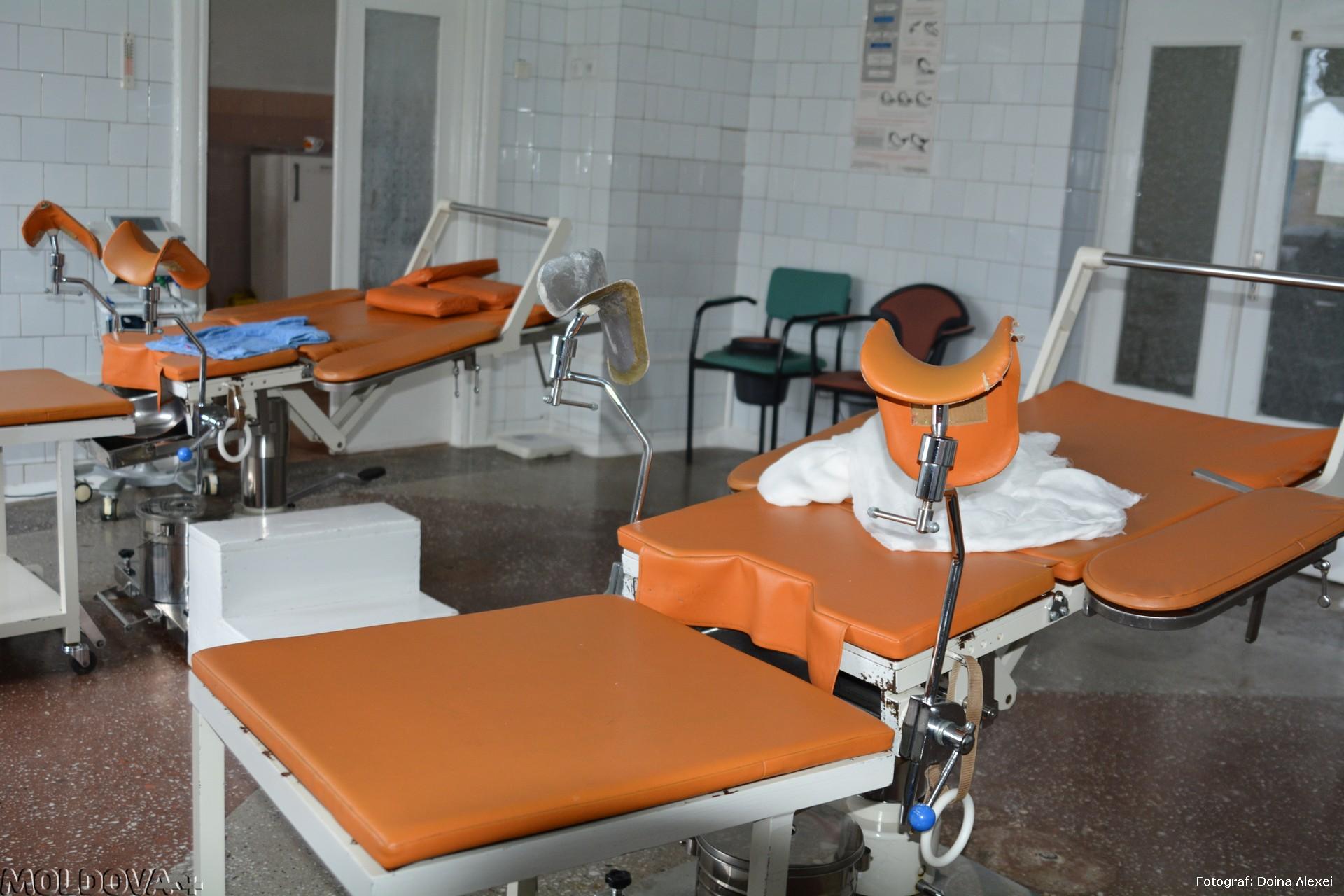 Sala de nașteri a maternității
