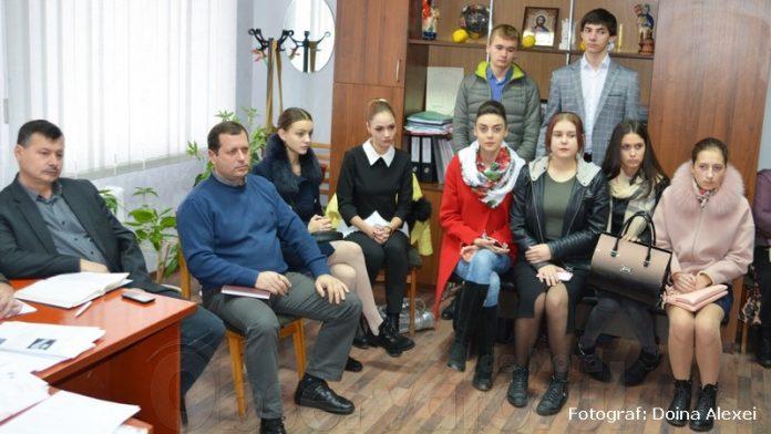 ziua ușilor deschise la Primaria municipiului Soroca