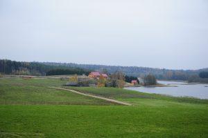 Agropensiunea din Aukstadvaris