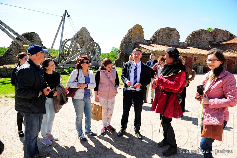 Cetățenii Republicii Moldova, curioși de a prelua practicile pozitive de management al patrimoniului.