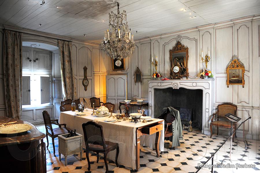 Sufrageria conacului Chabotterie