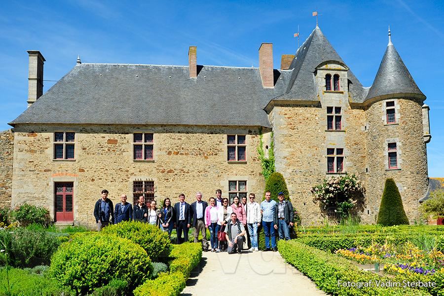 Conacul din Chabotterie - exemplu de promovare a istoriei locale
