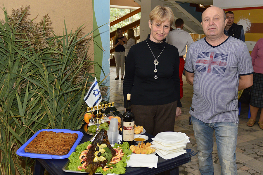 Comunitatea evreilor din Soroca participă la Festivalul Etniilor