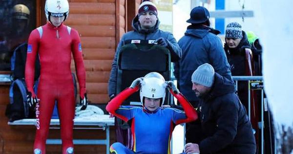 Cei cinci sportivi care vor reprezenta țara sunt: Antonia Cebotari, Victor Sendrea (ambii - biatlon), Aliona Busuioc, Adriana Adam și Marius Goncear (toți - sanie).