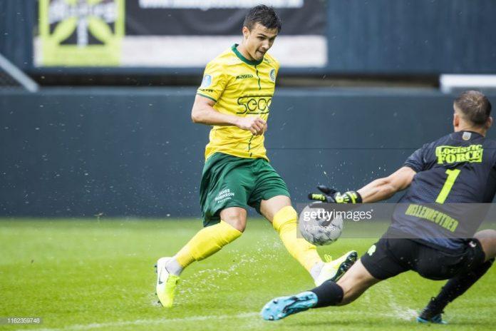 Vitalie a marcat deja cinci goluri pentru Fortuna.