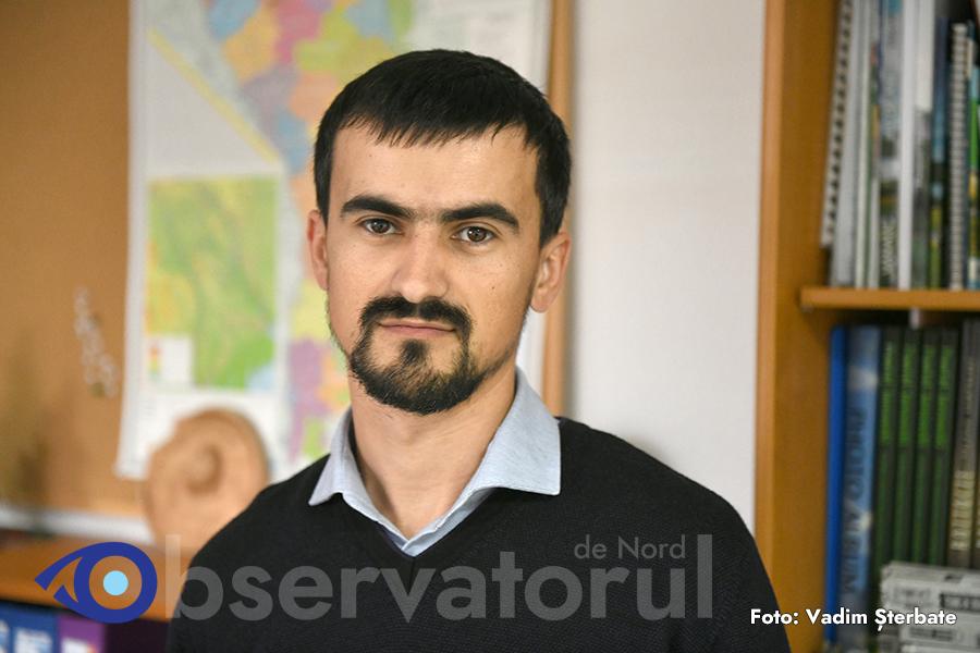 Victor Rotaraș, specialist în promovare