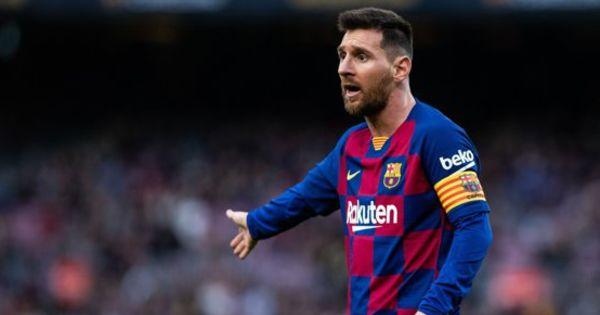 În atac au fost aşezaţi Lionel Messi (Barcelona)