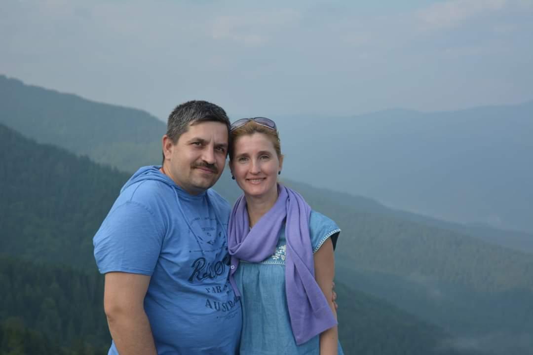 În munții Bucegi
