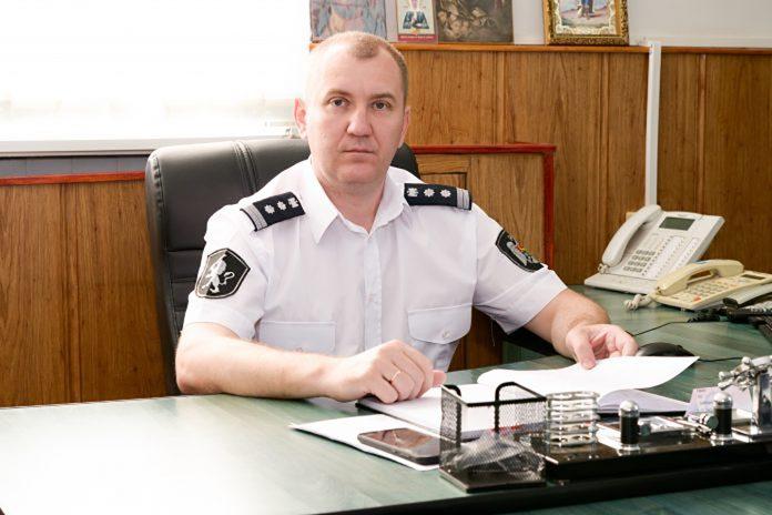 sursa imaginii: https://ziarulnostru.info/2020/06/15/eugeniu-strochin-noul-sef-al-inspectoratului-de-politie-soroca/