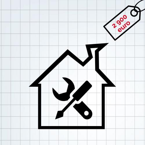 reparatia casei